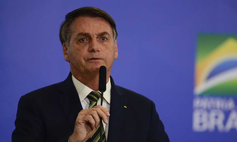 You are currently viewing Bolsonaro fala sobre o risco de endividamento público em live