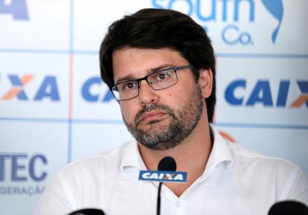 Presidente do Bahia diz que mudança nos direitos de transmissão beneficia torcedor