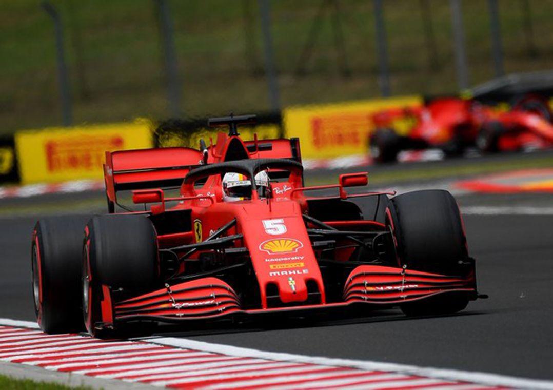 Ferrari anuncia reestruturação de departamento técnico