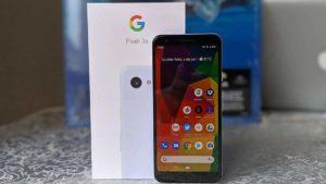Google confirma fim da produção do Pixel 3a