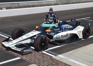 Alonso lamenta falha de embreagem após 21º lugar nas 500 Milhas de Indianápolis