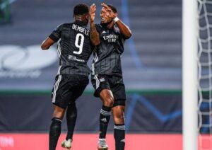 Técnico elogia Dembélé e espírito de equipe do Lyon após eliminar o favorito Manchester City