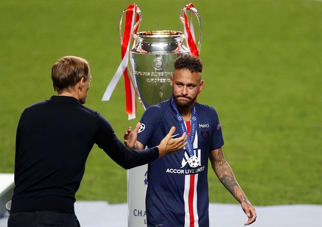 "Neymar agradece torcida e parabeniza Bayern: ""Perder faz parte do esporte"""