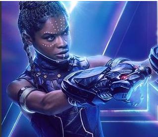 Conheça Letitia Wright, atriz que pode se tornar nova 'Pantera Negra'