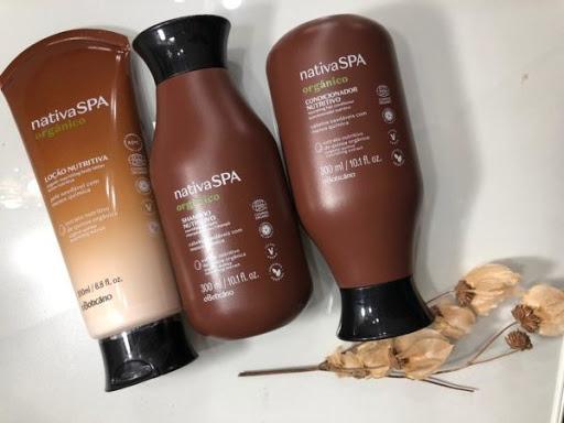 You are currently viewing O Boticário apresenta Nativa SPA Orgânico, primeira linha de produtos orgânicos certificados de uma grande empresa brasileira de beleza