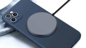Fabricante revela antecipadamente carregador magnético para novo iPhone