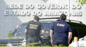PF faz operação contra desvios do governo do AM na área da saúde