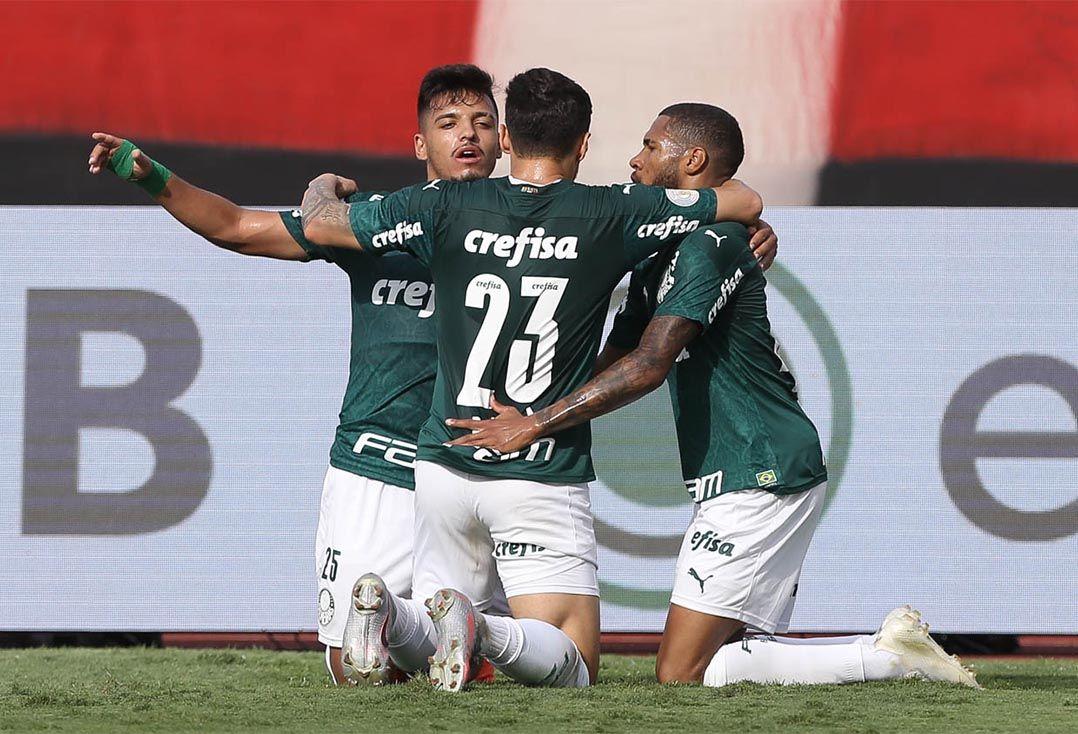 You are currently viewing Palmeiras vence o Atlético-GO e encerra sequência de 4 derrotas