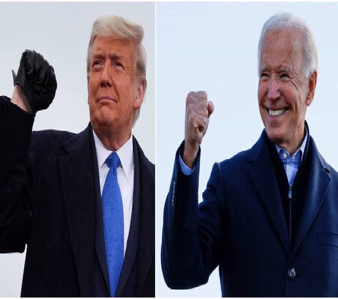 Trump declara vitória antes do fim da apuração e Biden promete reagir