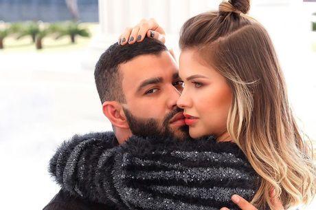 You are currently viewing Gusttavo Lima e Andressa Suita assinam papéis de divórcio