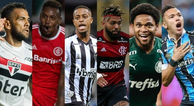 'Finais antecipadas' definirão reais candidatos ao título do Brasileirão