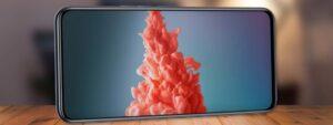 1º celular com câmera sob o display é liberado para vendas globais