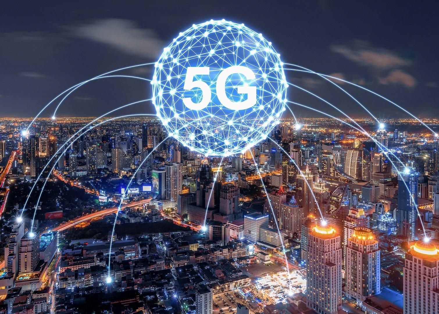 5G já é uma realidade no Brasil
