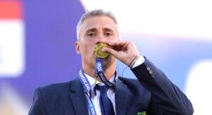 Argentino Hernán Crespo é o novo técnico do São Paulo
