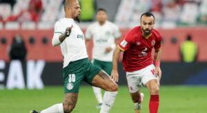 Read more about the article Sem fazer nenhum gol, Palmeiras é quarto lugar no Mundial de Clubes