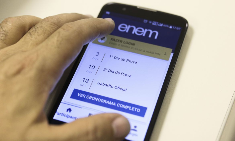 Enem digital tem 60,9% de abstenção em Sergipe
