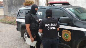 Ação conjunta desarticula grupo criminoso na região de Campo do Brito, Macambira e São Domingos