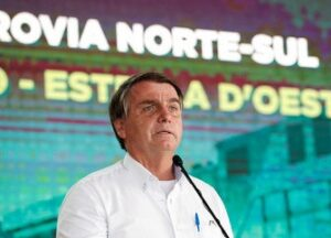 Read more about the article Bolsonaro vai filiar-se ao Partido da Mulher Brasileira para disputar a reeleição