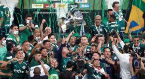 Palmeiras volta a bater o Grêmio e é tetracampeão da Copa do Brasil