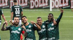 Read more about the article Base decide, Palmeiras vence e assume liderança do grupo C