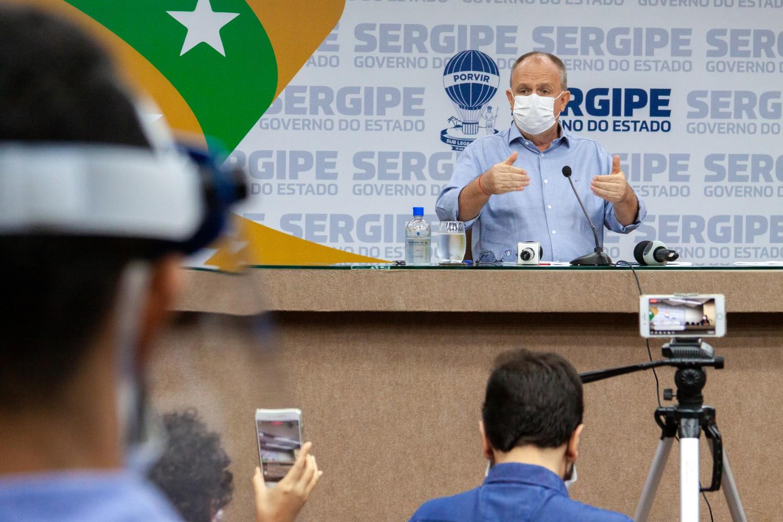 Governo de Sergipe decide manter toque de recolher