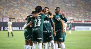 Read more about the article Palmeiras supera pane no 2º tempo e bate o Universitario na estreia