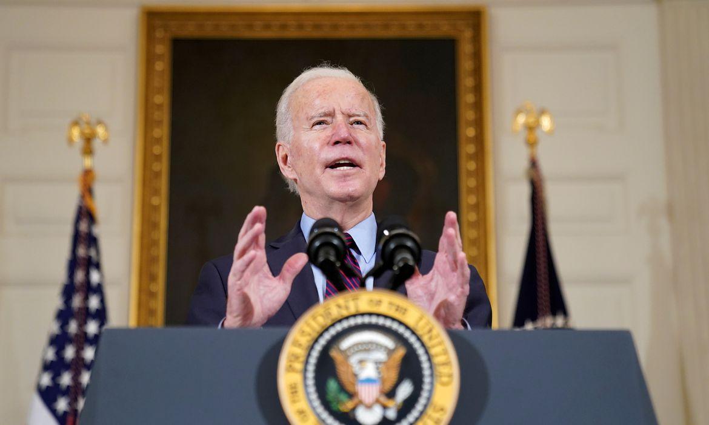 You are currently viewing Covid-19: Biden diz estar negociando envio de vacinas a outros países