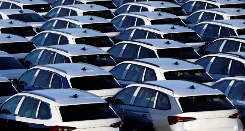 Produção de veículos sobe 1,7% em março, diz Anfavea