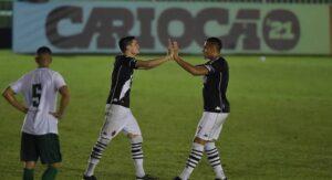 Vasco empata com o Boavista e não tem mais chance de classificação