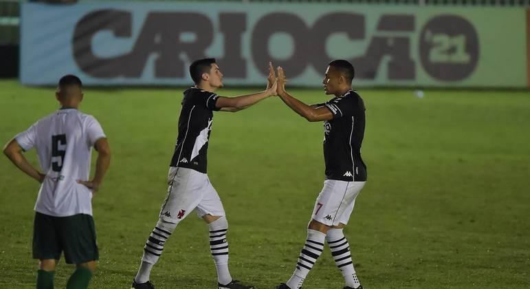 You are currently viewing Vasco empata com o Boavista e não tem mais chance de classificação