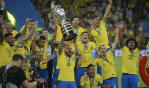 Read more about the article Conmebol confirma Brasil como sede da Copa América 2021