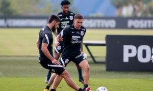 Read more about the article Em meio a maratona, Corinthians decide futuro na Copa Sul-Americana