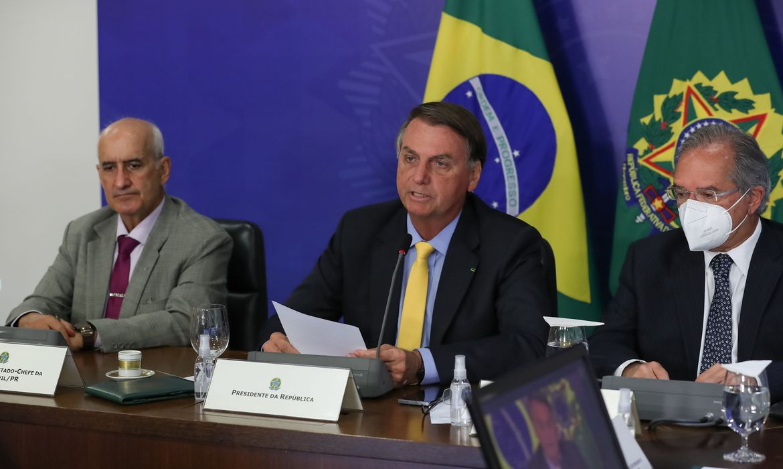 Bolsonaro diz que país oferece oportunidades únicas a investidores
