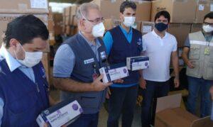 Read more about the article Maranhão recebe 600 mil testes rápidos contra covid-19