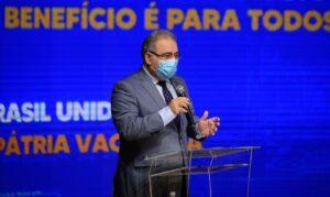 Read more about the article Queiroga diz que ministério estuda campanha de testagem contra covid