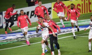Após título estadual, São Paulo quer ser 1º do Grupo E da Libertadores