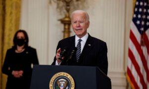 Read more about the article Biden embarca em viagem de oito dias à Europa