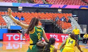 Read more about the article Basquete: seleção feminina vence segunda partida na Copa América