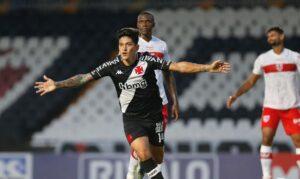 Read more about the article Vasco mostra eficiência, derrota CRB e vence a 1ª em casa na Série B