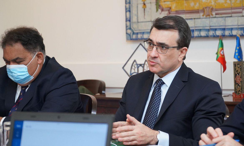 You are currently viewing Brasil quer reforçar papel na CPLP, diz chanceler em visita a Portugal