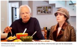 Read more about the article 'Eu estou no comando', diz Cid Moreira após pedido de interdição