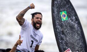 Read more about the article Ítalo Ferreira é ouro em Tóquio e 1º campeão olímpico no surfe