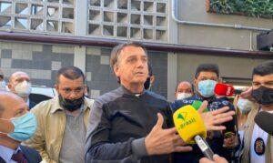 Read more about the article Presidente Jair Bolsonaro recebe alta médica