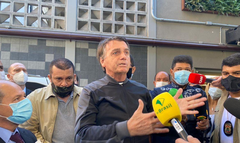 You are currently viewing Presidente Jair Bolsonaro recebe alta médica