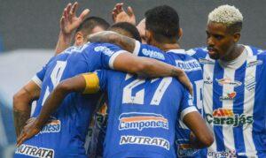 Read more about the article Série B: CSA goleia o líder Coritiba por 3 a 0 em Maceió