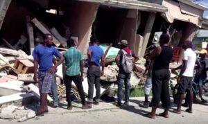 Read more about the article Terremoto no Haiti registra pelo menos 29 mortes e dezenas de feridos