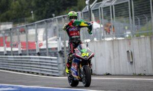 Read more about the article Eric Granado corre para ser primeiro campeão mundial do país na moto