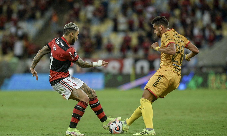 You are currently viewing Libertadores: Flamengo enfrenta Barcelona em busca de vaga na final
