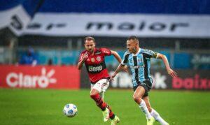 Read more about the article Copa do Brasil: Flamengo e Grêmio duelam em busca de vaga na semifinal