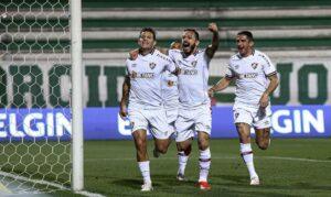 Read more about the article Brasileiro: Fluminense vence Chape por 2 a 1 e dá salto na tabela